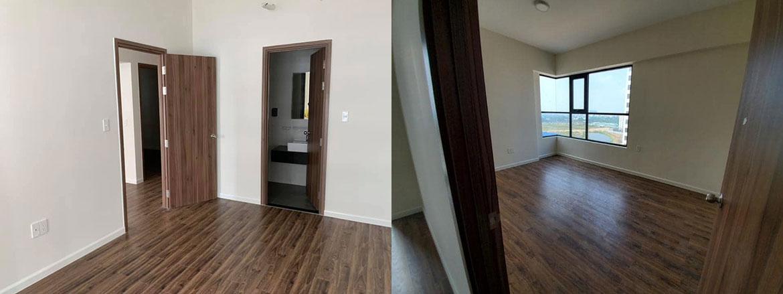 Tiến độ thực tế dự án căn hộ chung cư Mizuki Park Bình Chánh Đường Nguyễn Văn Linh chủ đầu tư Nam Long