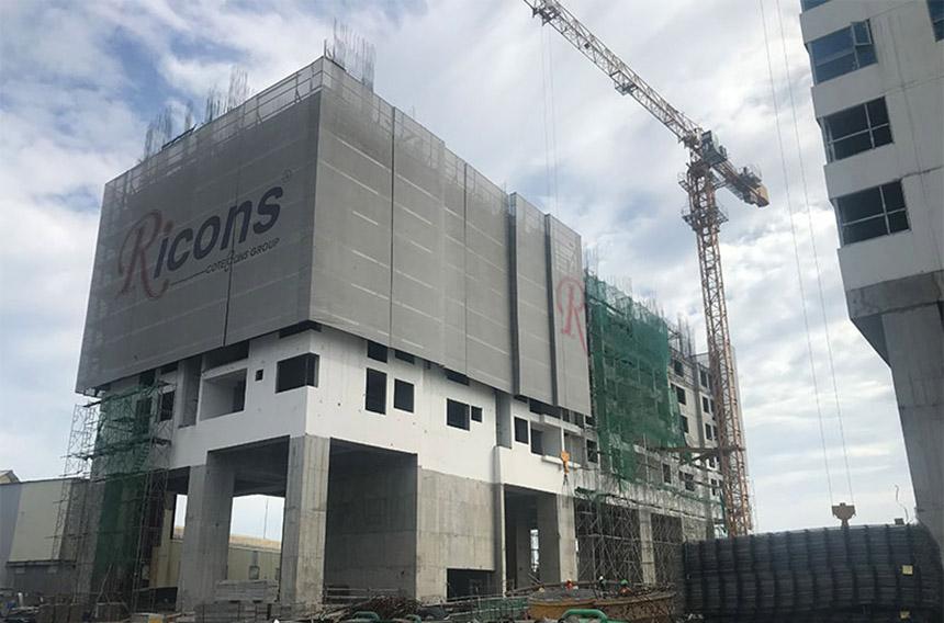 Tiến độ xây dựng dự án Sky 89 tháng 12.2019 - Nhận ký gửi mua bán + cho thuê