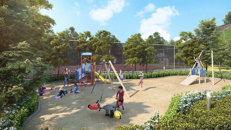 Tiện ích dự án căn hộ chung cư West Gate Bình Chánh chủ đầu tư An Gia