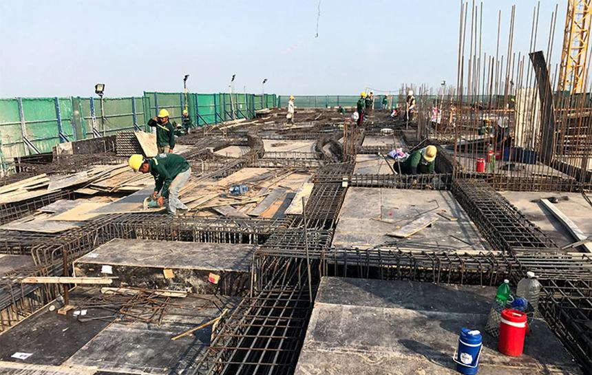 Cập nhật tiến độ xây dựng dự án căn hộ River Panorama Quận 7 tháng 01.2020