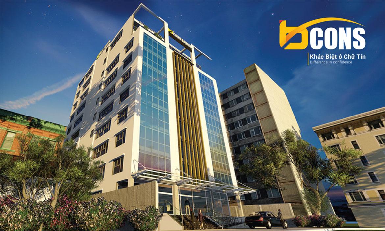 Chủ đầu tư dự án căn hộ chung cư Bcons Green View Dĩ An Bình Dương