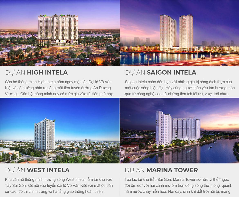 Chủ đầu tư dự án căn hộ chung cư High Intela đường Võ Văn Kiệt Quận 8