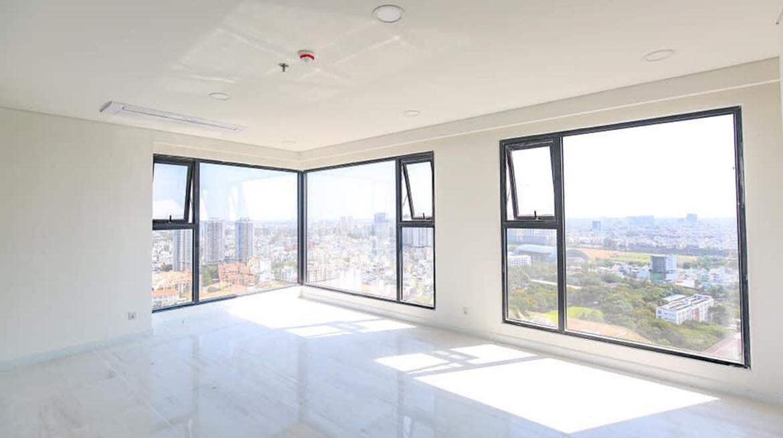 Nội thất thực tế dự án căn hộ chung cư Kingdom 101 Quận 10 Đường Tô Hiến Thành chủ đầu tư Hoa Lâm