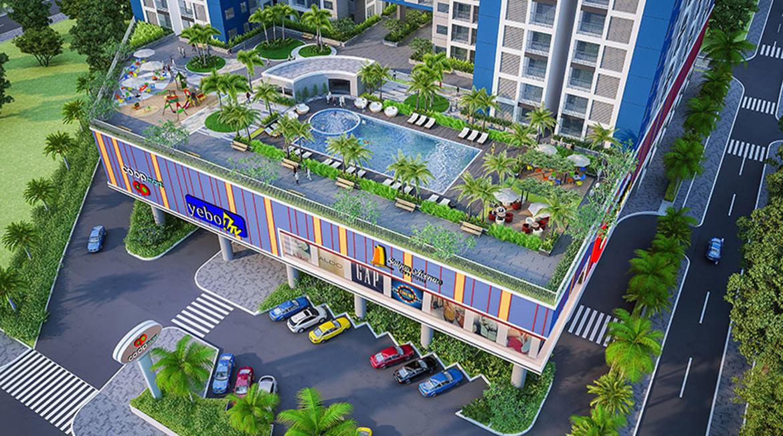 Tiện ích dự án căn hộ chung cư Viva Plaza đường Nguyễn Lương Bằng quận 7