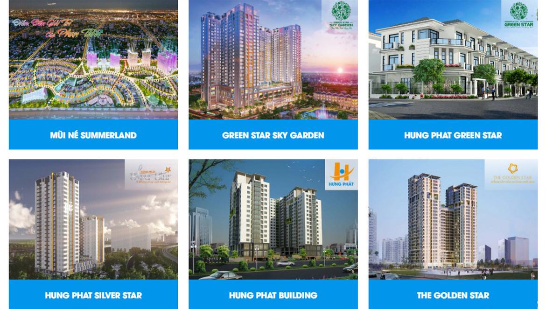 Chủ đầu tư dự án căn hộ chung cư Green Star Sky Garden đường Nguyễn Lương Bằng Quận 7