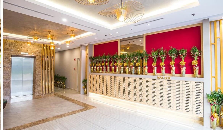 Hình ảnh thực tế dự án căn hộ chung cư Diamond Lotus Riverside Quận 8 Đường Lê Quang Kim
