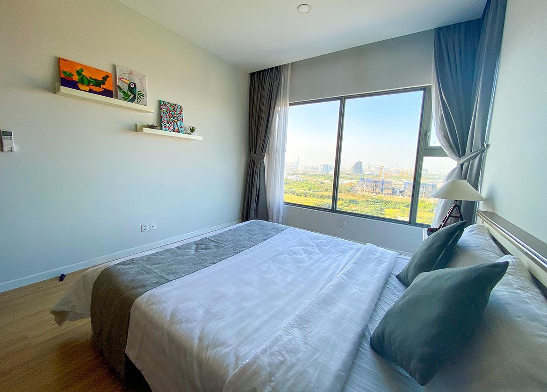 Hình ảnh thực tế căn hộ chung cư An Gia Skyline Quận 7 cho thuê 3 phòng ngủ