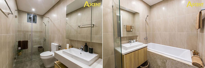 Nhà mẫu dự án căn hộ chung cư Ascent Lakeside Quận 7 Đường Nguyễn Văn Linh