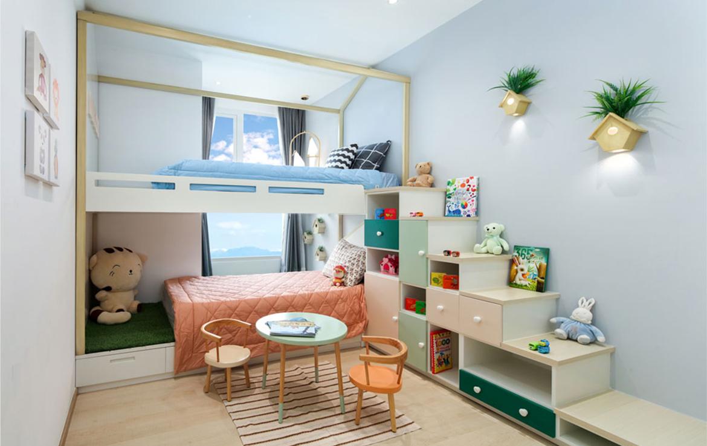 Nhà mẫu dự án căn hộ chung cư Charmington Iris Quận 4 Đường Tôn Thất Thuyết