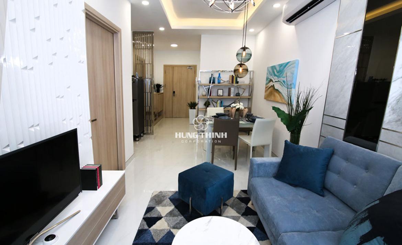 Nhà mẫu dự án căn hộ chung cư Q7 Saigon Riverside đường Đào Trí quận 7