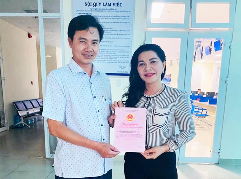 Pháp lý dự án Khu Dân Cư Bình Sơn Long Thành Đồng Nai