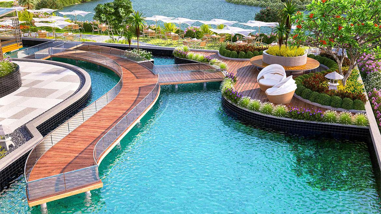Tiện ích dự án căn hộ chung cư Ascent Lakeside Quận 7 Đường Nguyễn Văn Linh