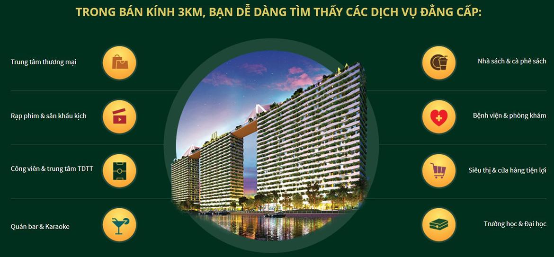 Tiện ích dự án căn hộ chung cư Diamond Lotus Riverside Quận 8 Đường Lê Quang Kim