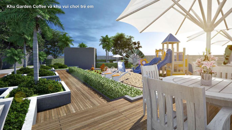 Tiện ích khu công viên vui chơi dự án căn hộ chung cư West Intela đường An Dương Vương Quận 8