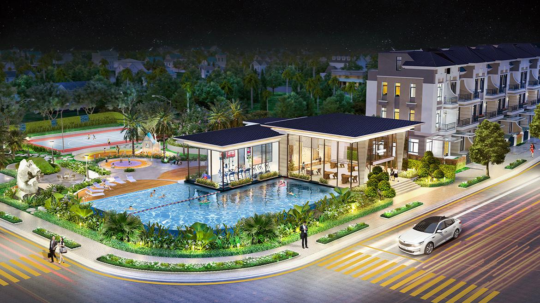 Tiện ích dự án nhà phố biệt thự Verosa Park Khang Điền Quận 9