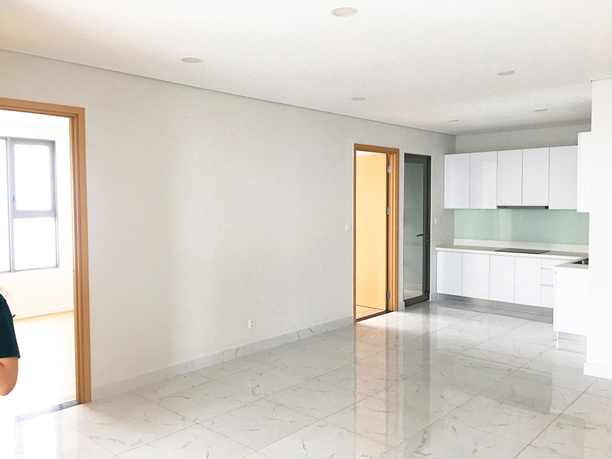 Cho thuê căn hộ 3PN Angia Riverside Quận 7 giá 12 triệu/tháng