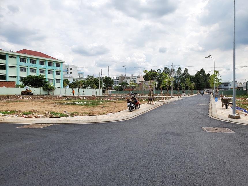 Tiến độ thi công xây dựng hạ tầng dự án Saigon West Garden Bình Tân tháng 5/2020