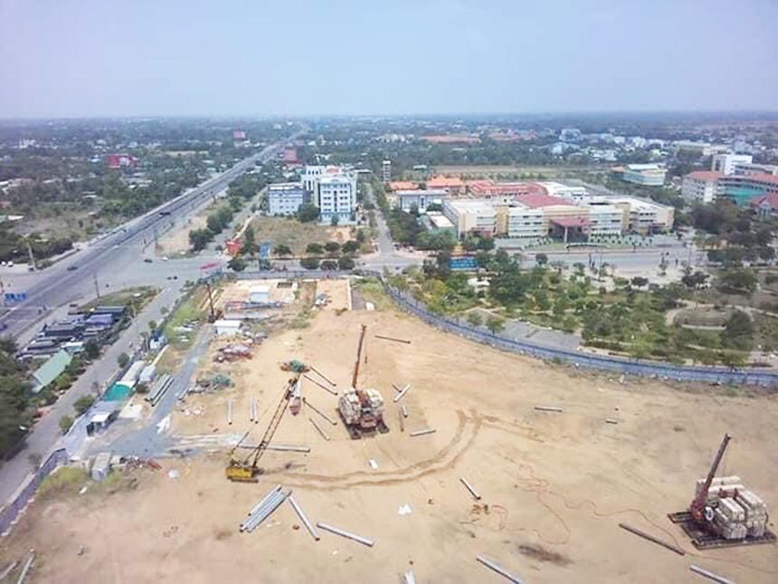 Tiến độ xây dựng dự án căn hộ West Gate Bình Chánh tháng 5/2020