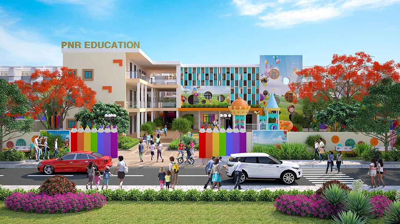 Tiện ích đất nền dự án PNR Estella Đồng Nai