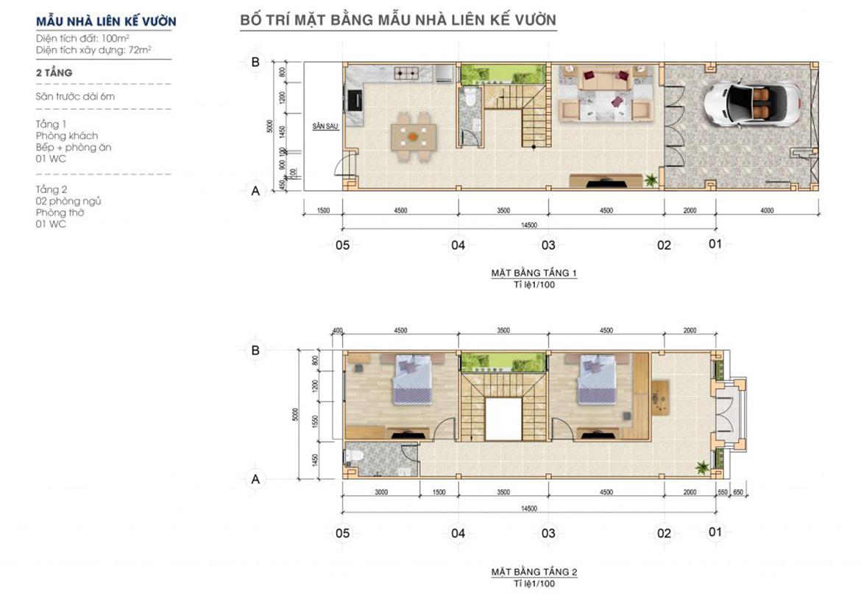 Thiết kế dự án đất nền nhà phố biệt thự Century City Long Thành Đồng Nai