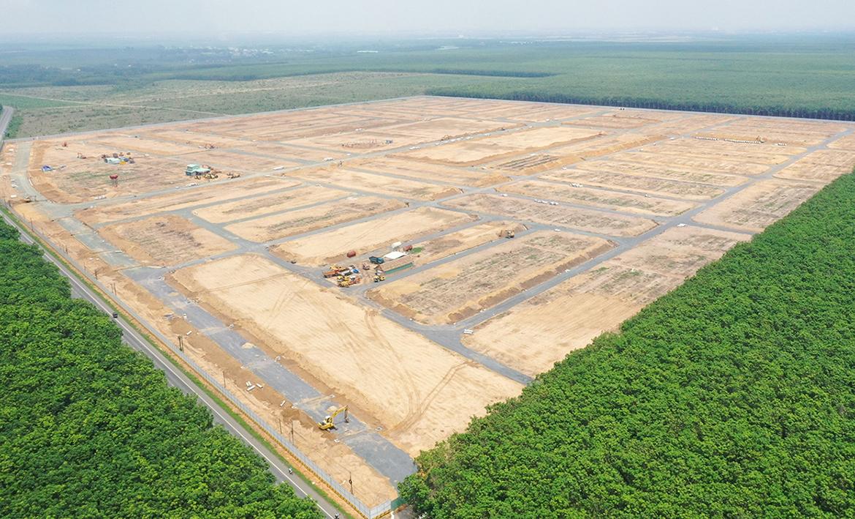 Tiến độ dự án đất nền nhà phố biệt thự Century City Long Thành Đồng Nai