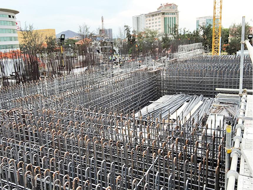 Tiến độ xây dựng dự án căn hộ The Sóng Vũng Tàu tháng 06.2020