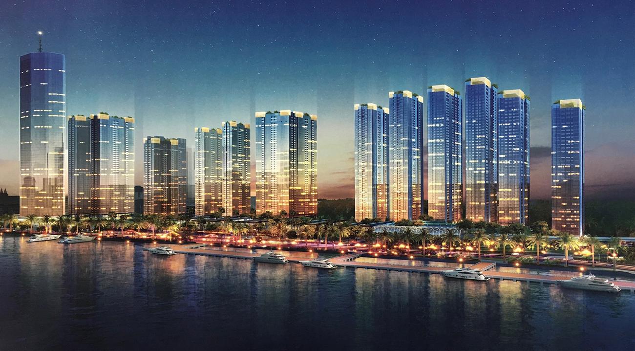 Chủ đầu tư căn hộ chung cư phân khu The Origami dự án Vinhomes Grand Park Quận 9 chủ đầu tư Vingroup