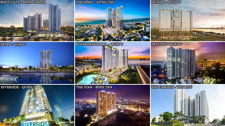 Chủ đầu tư dự án nhà phố The Standard Bình Dương chủ đầu tư An Gia