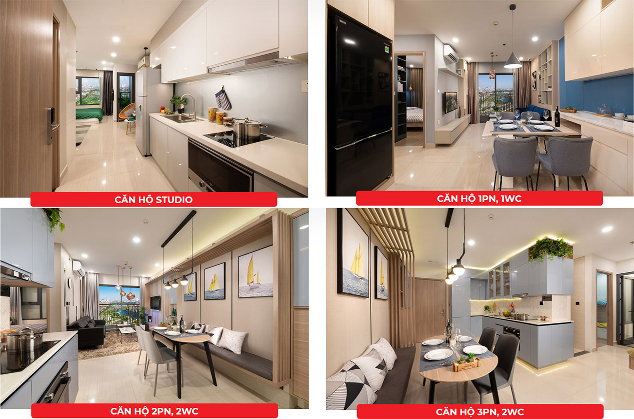 Nhà mẫu căn hộ chung cư phân khu The Origami dự án Vinhomes Grand Park Quận 9 chủ đầu tư Vingroup