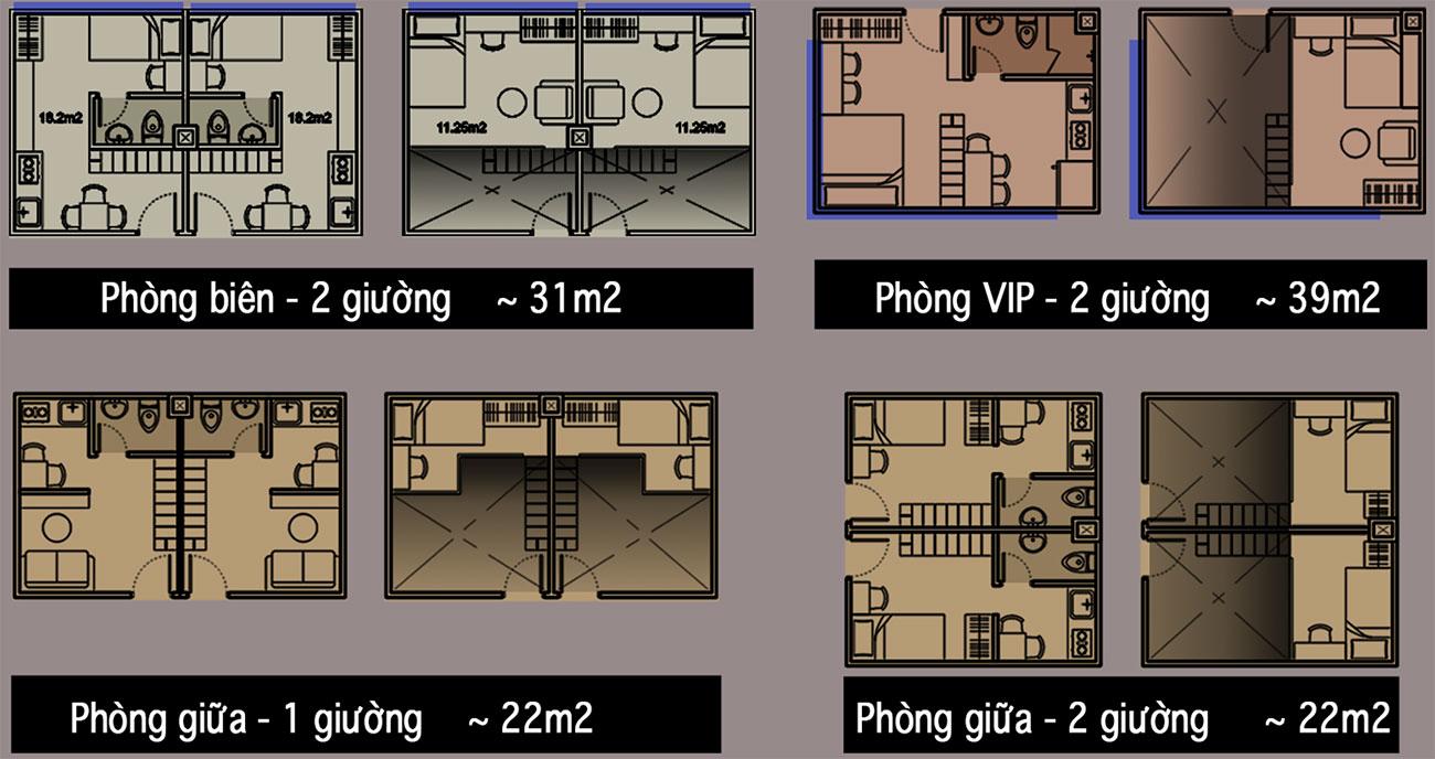 Thiết kế dự án căn hộ chung cư 9X Golden Stella Bình Tân