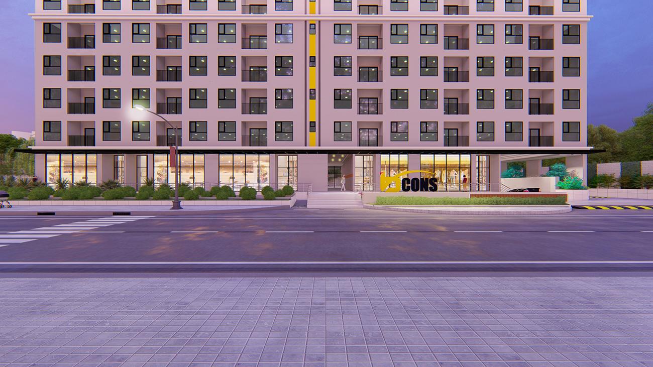 Tiện ích dự án căn hộ chung cư Bcons Bee Bình Dương