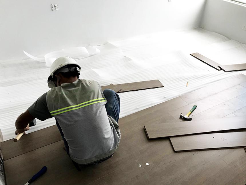 Tiến độ xây dựng dự án căn hộ River Panorama Quận 7 tháng 07.2020