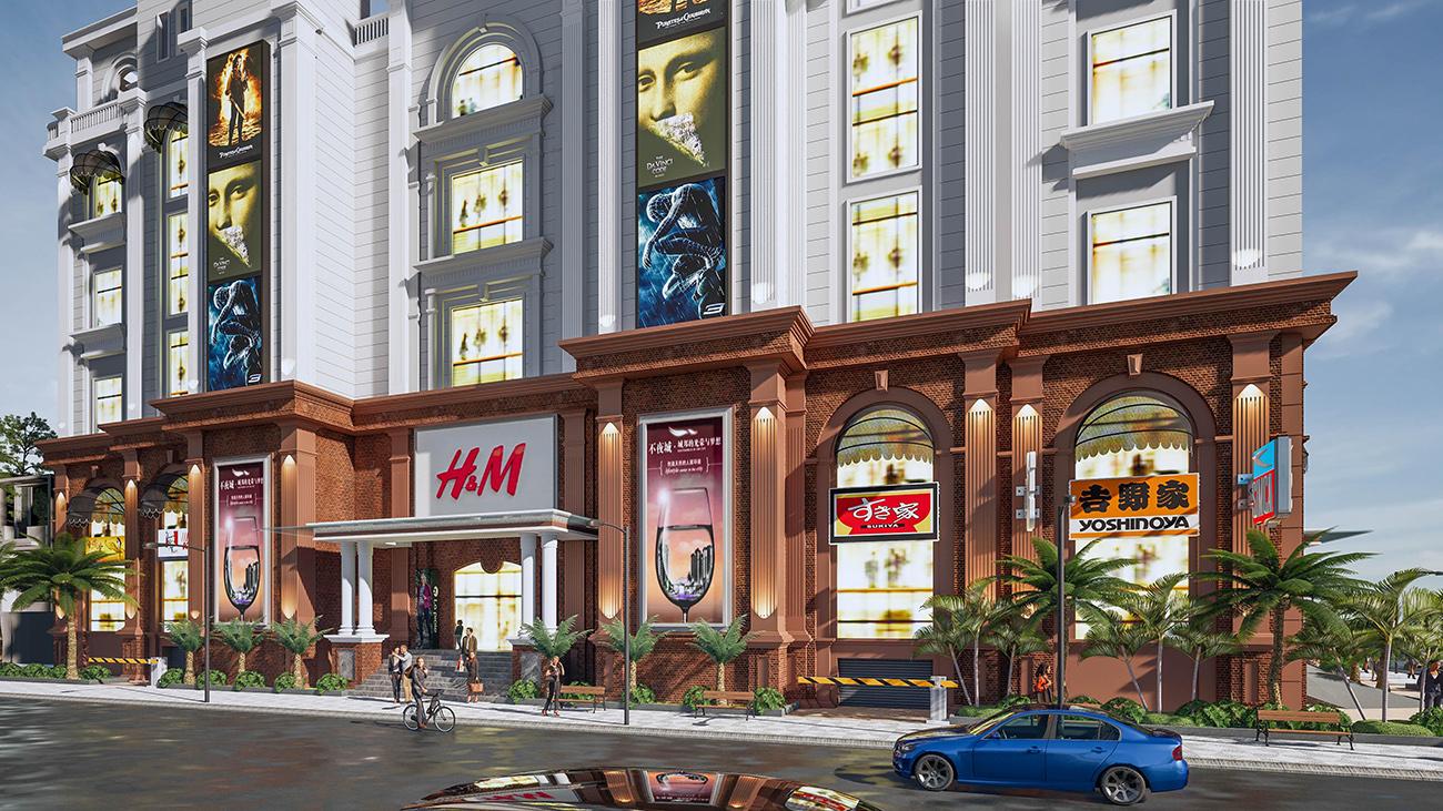 Tiện ích dự án căn hộ chung cư 9X Golden Stella Bình Tân