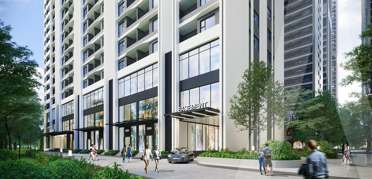 Tiện ích dự án căn hộ chung cư Astral City Thuận An Bình Dương