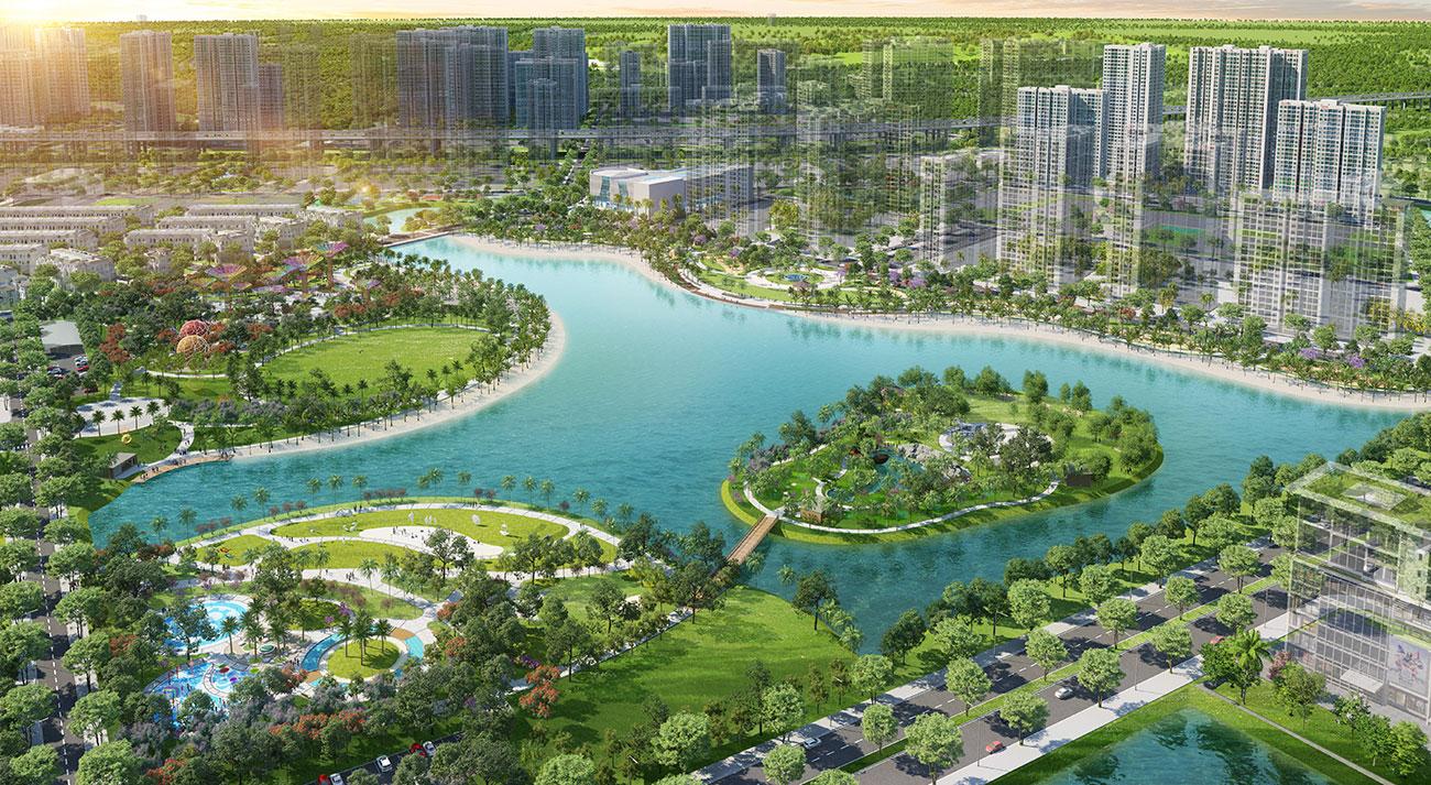 Tiện ích dự án căn hộ chung cư Vinhomes Grand Park Quận 9 chủ đầu tư VinGroup