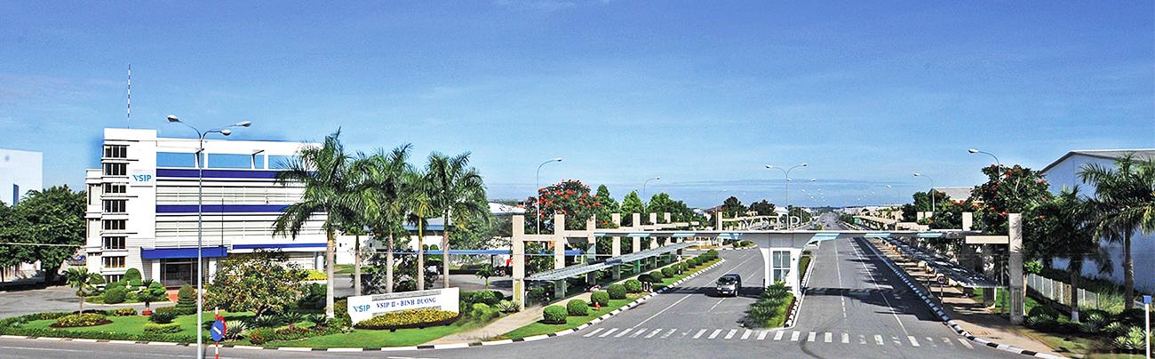 Tiện ích ngoại khu dự án căn hộ chung cư Astral City Thuận An Bình Dương