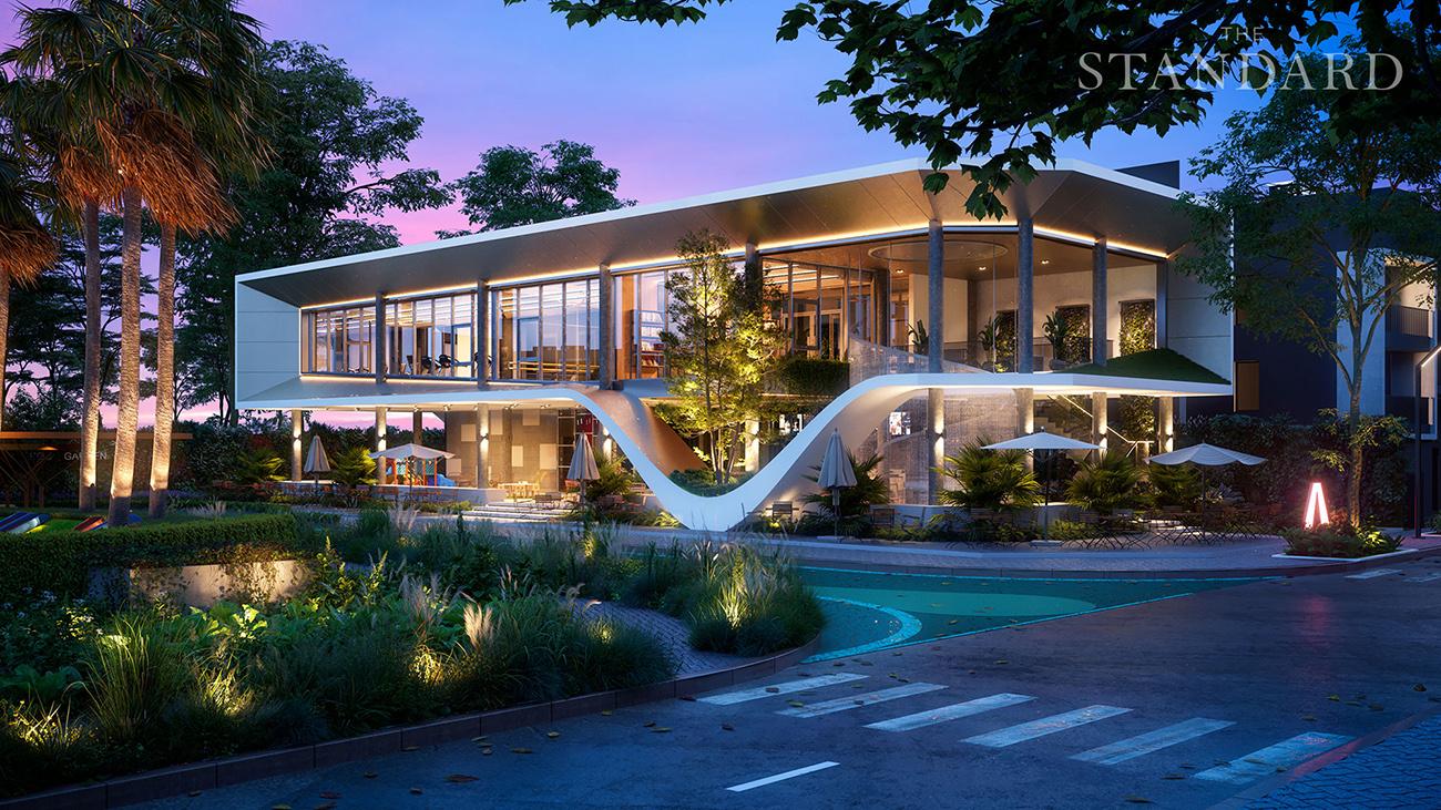 Tiến độ dự án nhà phố The Standard Central Park Bình Dương chủ đầu tư An Gia tháng 8/2020