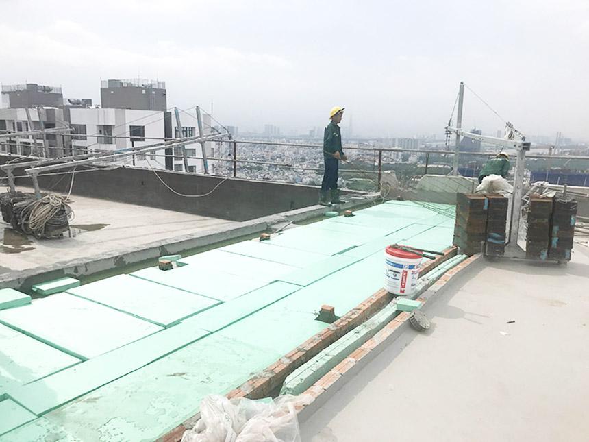 Tiến độ xây dựng dự án căn hộ River Panorama Quận 7 tháng 08.2020
