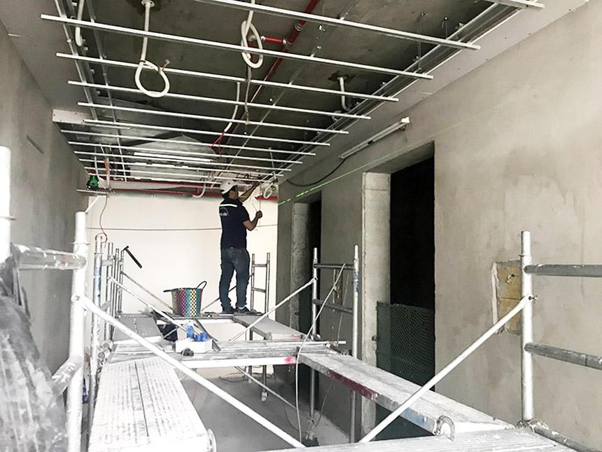 Tiến độ xây dựng dự án căn hộ Sky89 Quận 7 tháng 08.2020