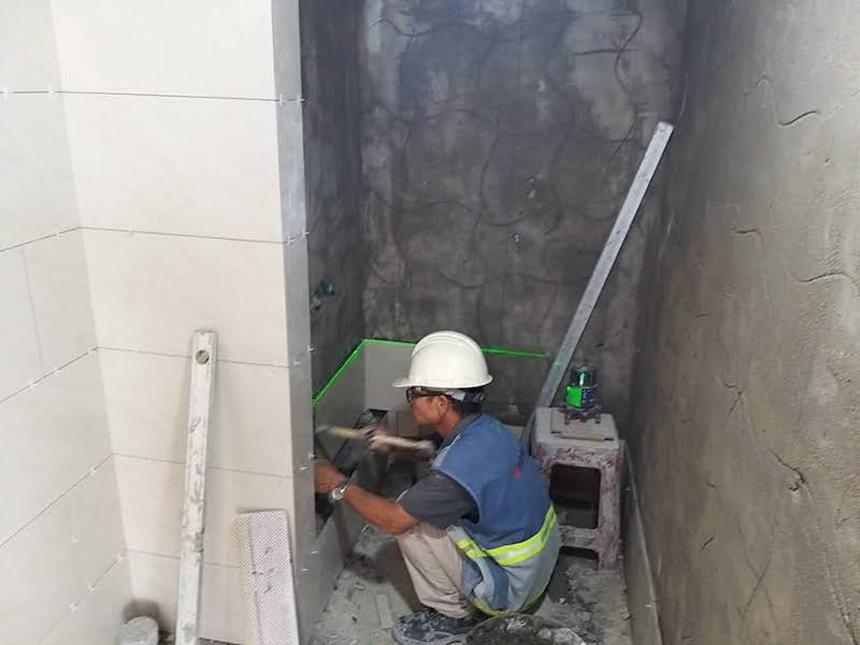 Tiến độ xây dựng dự án căn hộ Sky89 Quận 7 tháng 09.2020