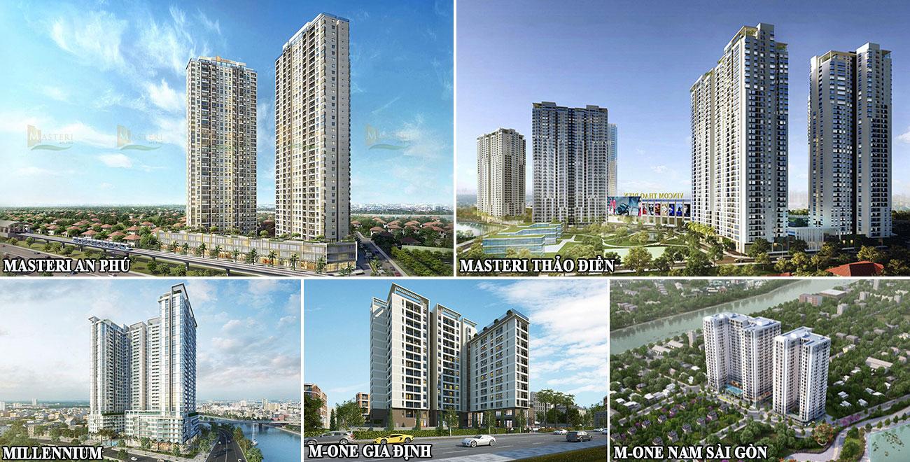 Chủ đầu tư dự án căn hộ chung cư Masteri Centre Point Quận 9 chủ đầu tư Masterise Homes