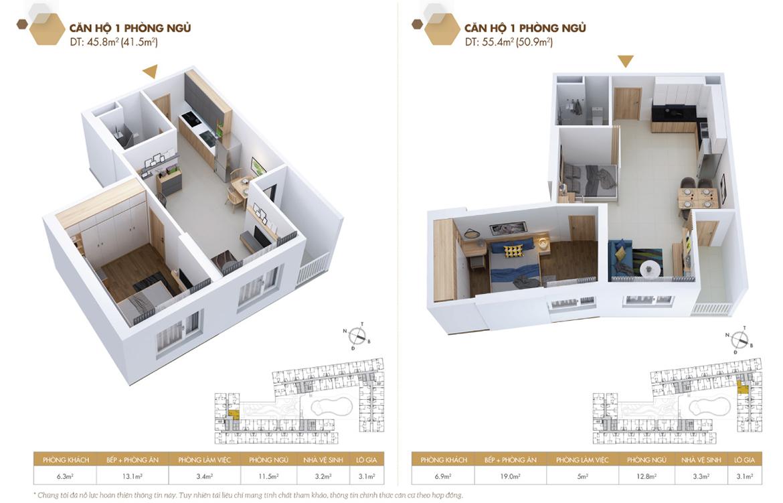 Thiết kế chi tiết dự án căn hộ chung cư Legacy Central Bình Dương chủ đầu tư Kim Oanh Group