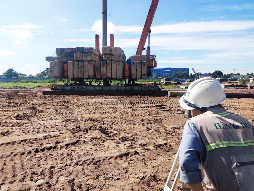 Tiến độ xây dựng dự án căn hộ West Gate Bình Chánh tháng 9/2020