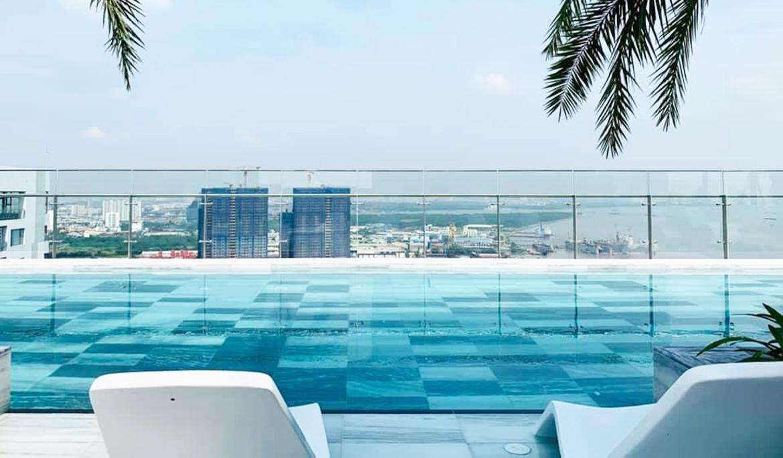 Tiện ích dự án căn hộ chung cư River Panorama Quận 7 đường Hoàng Quốc Việt chủ đầu tư An Gia