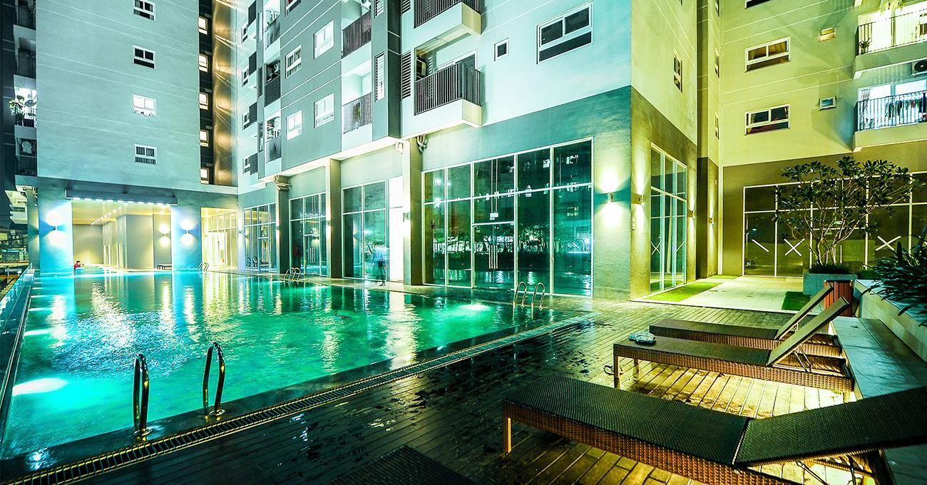 Tiện ích dự án căn hộ chung cư The Star Bình Tân