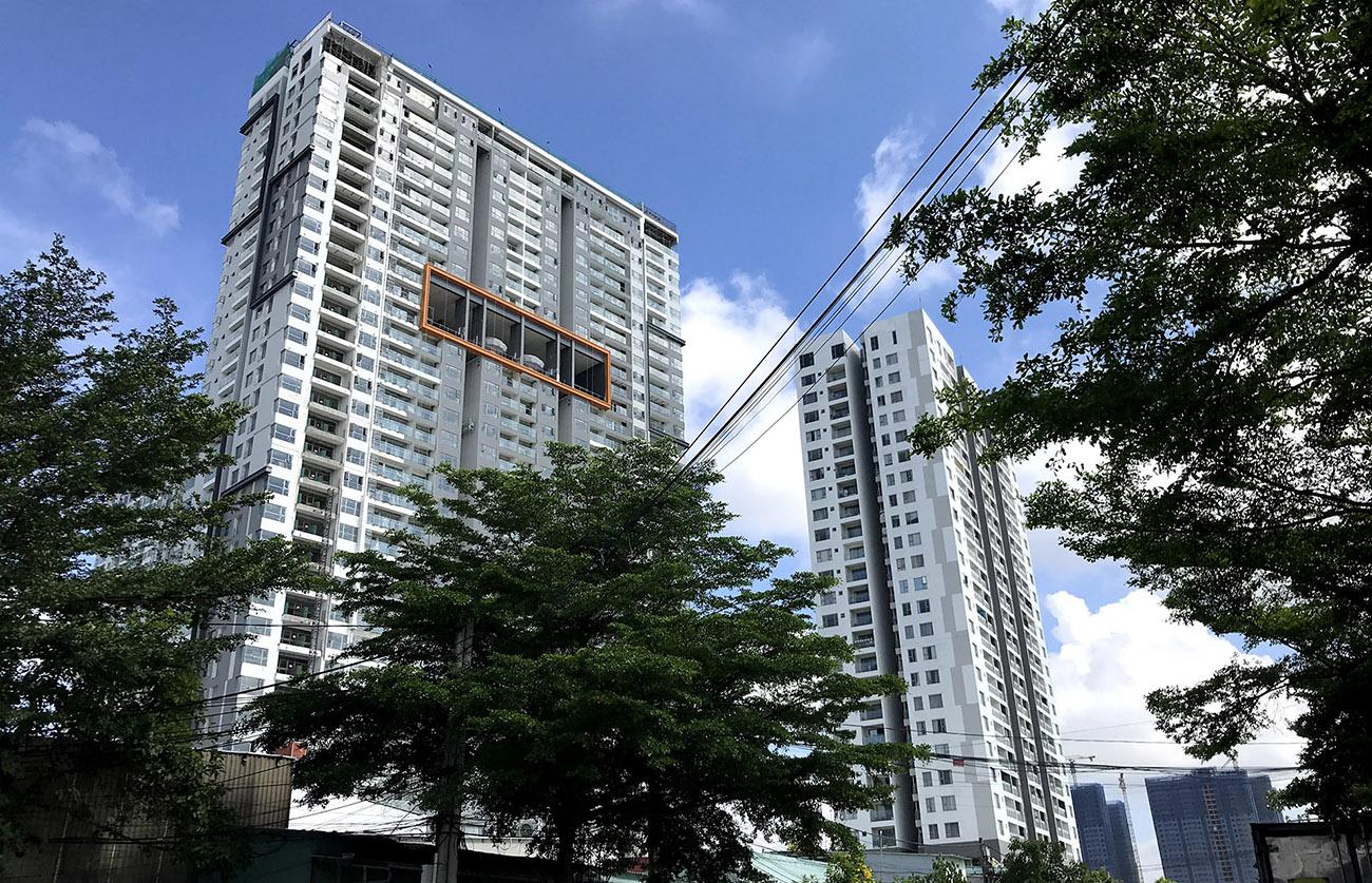 Tiến độ xây dựng dự án căn hộ chung cư sky89 quận 7 tháng 5/2021