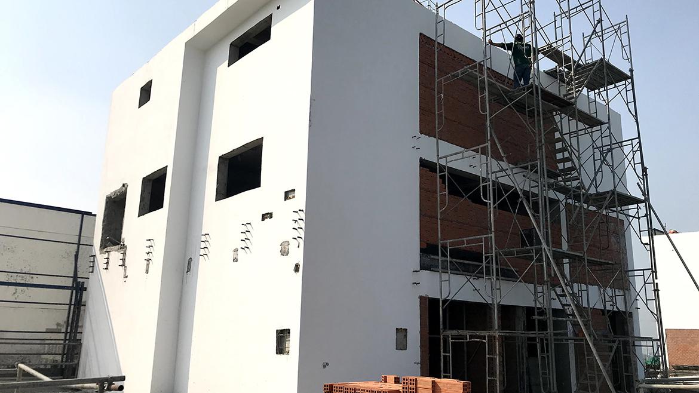 Tiến độ xây dựng dự án căn hộ Sky89 Quận 7 tháng 03.2021