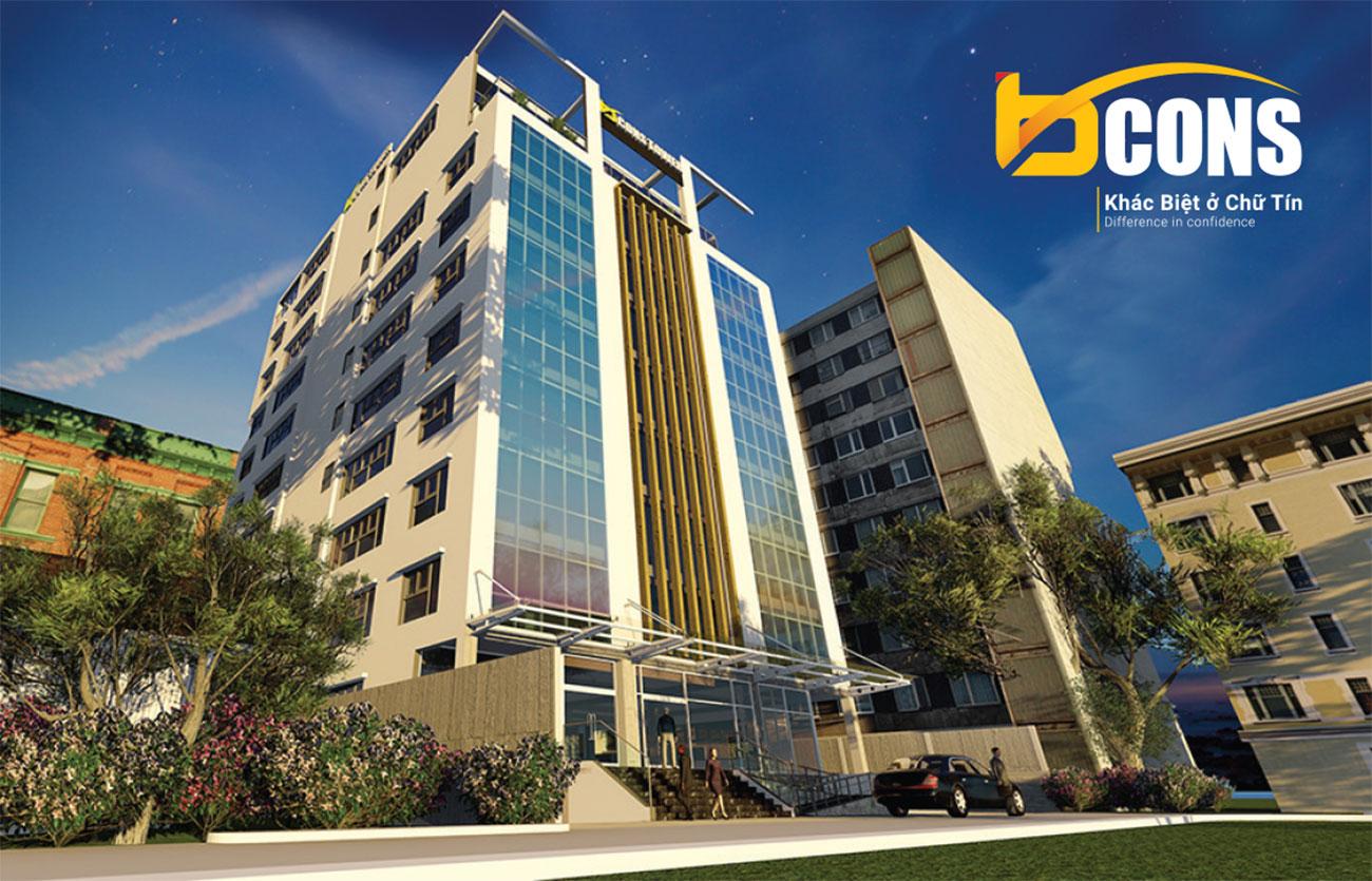 Giới thiệu chủ đầu tư bất động sản Bcons