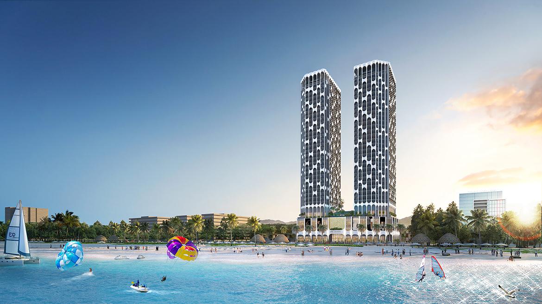 Dự án ăn hộ Asiana Đà Nẵng chủ đầu tư Gotec Land đang triển khai