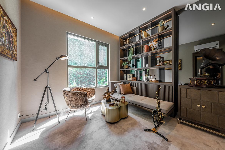Nhà mẫu 03 phòng ngủ dự án căn hộ chung cư The Gió Riverside Bình Dương chủ đầu tư An Gia
